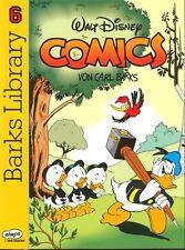 Carl Barks Library - Comics Band 6 - Ehapa Comic Collection  Z: 1-2