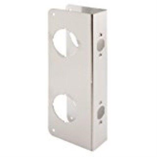 Prime-Line Products U 10539 Lock & Door Reinforcer, 5-1/2 in., 2-3/8 in. x 1-3/4