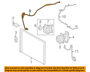 Toyota Oem 0512 Taa Ac Condenser Pressor Lineac Tube Hose. Is Loading Toyotaoem0512taaaccondenserpressor. Toyota. Toyota Tacoma Heater Air Conditioner Diagram At Scoala.co
