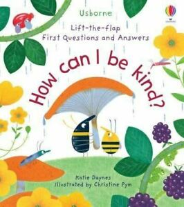 How Can I Be Kind by Katie Daynes