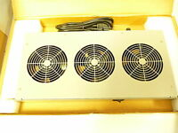 Ebm Pabst Fan Tray, Newark 86k9736, Ft-170-318-001,