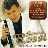 Semino Rossi Einmal ja-immer ja (2008, Tour Edition) [CD]