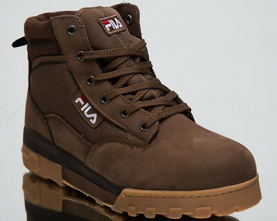 Fila Grunge Mid Men Lifestyle Shoes Partrigde High Top 2018