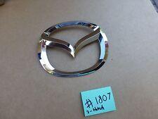 2004-2009 Mazda 3 Hatchback OEM Rear Hatch Emblem  #1807
