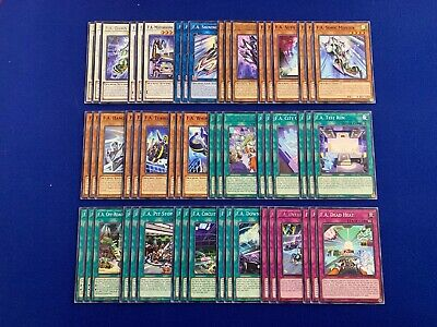 Yugioh Cards 36 Card FA Deck Core MP18 New