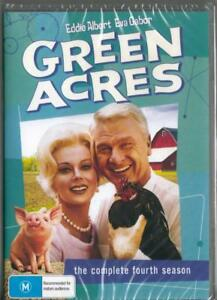 GREEN-ACRES-THE-COMPLETE-FOURTH-SEASON-NEW-amp-SEALED-DVD-FREE-LOCAL-POST