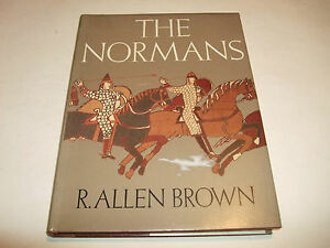 The-Normans-by-R-Allen-Brown