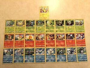 2021 McDonald's Pokemon 25th Anniversary Card Complete Set! In Hand!