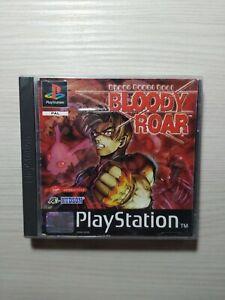 Bloody Roar - PlayStation PS1 PAL