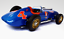 1950s-Indy-500-18-1-GP-F-Ford-Race-Car-Sport-12-Vintage-Formula-24-gt40-43-1966 thumbnail 3
