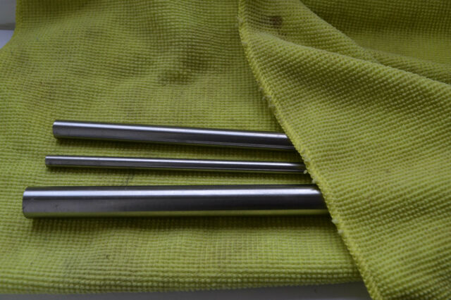 "SILVER STEEL GROUND SHAFT ROD ROUND IMPERIAL 1/8"" 3/6"" 1/4"" 5/16"" 3/8"" 1/2"" 5/8"""