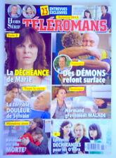 REVUE HORS SÉRIE TÉLÉROMANS DE L'AUTOMNE 2013, EN COUVERTURE: UNITÉ 9, O', ETC.