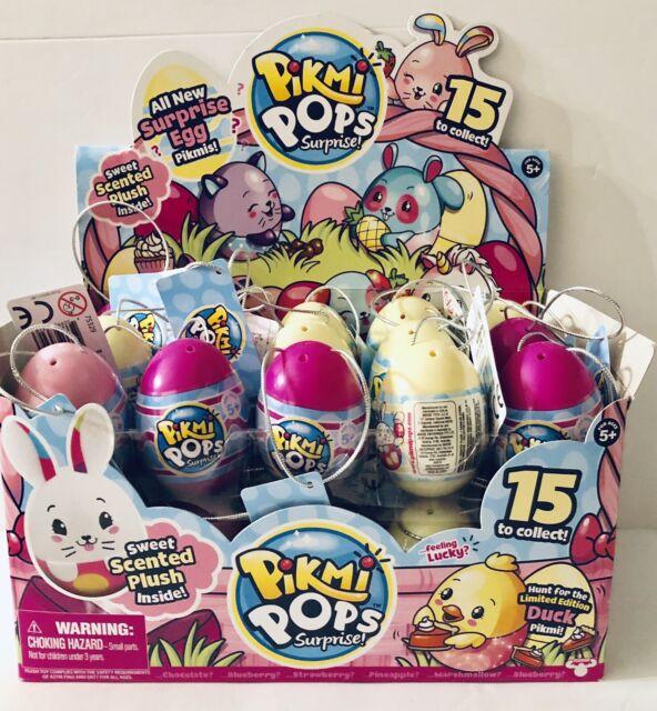Pikmi Pops Surprise Easter Egg