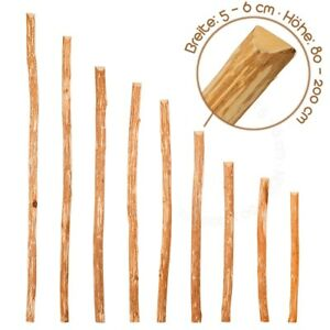 Zaunlatten Haselnuss Holz Zaun Latten Brett Staketen Kastanie