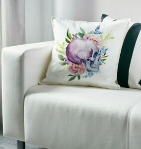 """Watercolor Butterflies Art Decorative Accent Pillow Cushion Cover Home Gift 20/"""""""