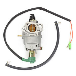Details about Carburetor Carb For HUAYI 140 HY140 Generator Assembly With  Manual Choke Lever