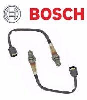 Mercedes R171 R230 W221 W251 W166 W204 2x Rear Oxygen Sensor Bosch