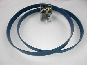 2 BLUE MAX ULTRA DUTY URETHANE BAND SAW TIRES FOR POWERMATIC 87-20