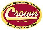 Transfer Case Gasket Crown 249-SK fits 93-98 Jeep Grand Cherokee