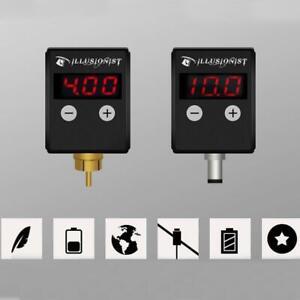 New-Style-Rotary-Tattoo-Machine-RCA-Battery-Pack-Adapter-Wireless-Power-Supply