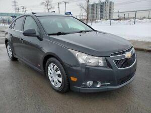 2011 Chevrolet Cruze AUTOMATIQUE , BLEUTOOTH , TOIT OUVRANT , 1.4 LITRES