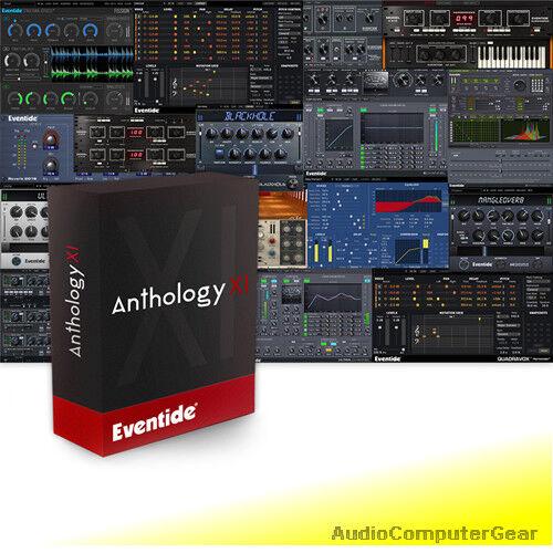 Eventide Anthologie Xi Plug-In Pacchetto H3000 Ultra-Harmonizer Audio Nuovo