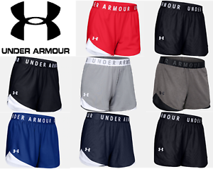 Under-Armour-Women-039-s-Shorts-Play-Up-3-0-Running-Work-Out-Yoga-FREE-SHIP-1344552