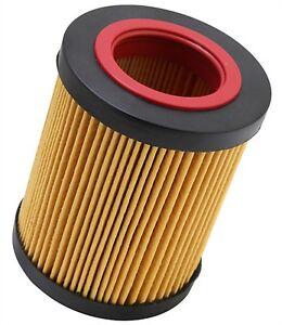 K/&N PS-7005 Car Automotive Oil Filter High Flow Filter Improves Performance