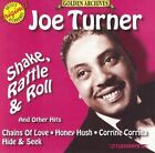 Shake Rattle & Roll & Other Hits [RHFL] by Big Joe Turner (CD, Jun-1997, Rhino Flashback (Label))