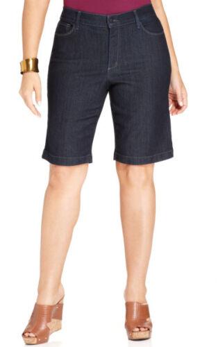 6p Daughters Nydj Your Shorts Debbie 8p 10p Not di Dark Jeans Bermuda Enzyme EEwqOF