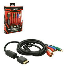 New Gold Plated Component HD AV Cable for Sony PS2 or PS3 Retail Pack