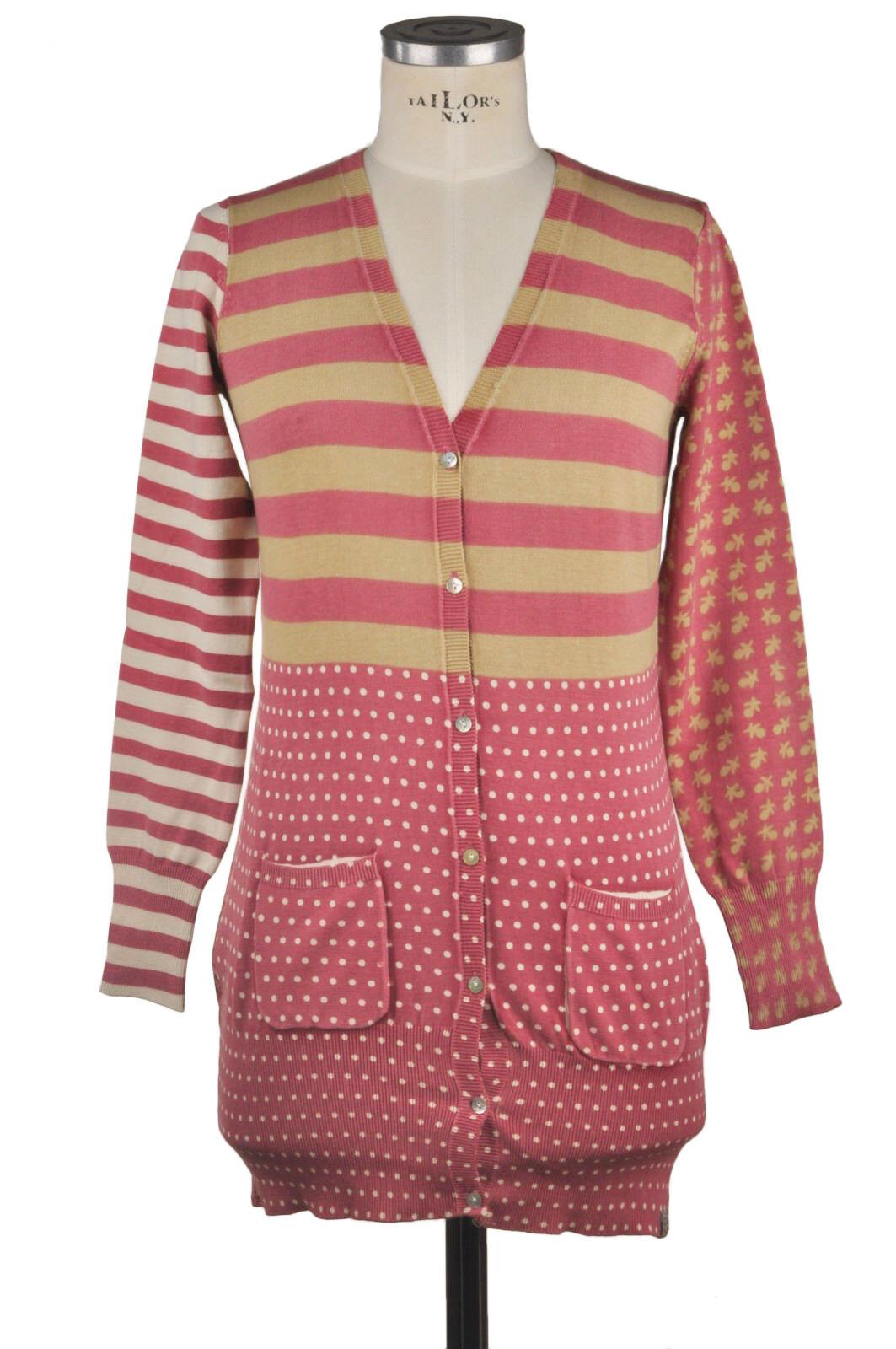 Szen - Knitwear-Cardigan - woman - Rosa - 681417C184716