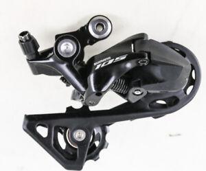 Shimano 105 RD-R7000-GS 11-Speed Long Cage Road Bike Rear Derailleur OE
