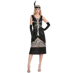 Women-1920s-Flapper-Tassel-Sequin-Dresses-Fringed-Great-Gatsby-Party-Dress
