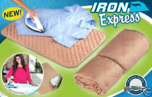 Iron-Express-Portable-Ironing-Board-Pad