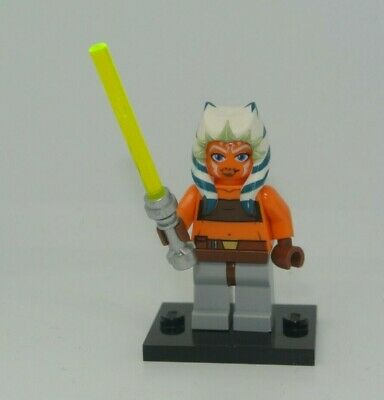 Lego Star Wars Ahsoka Tano Padawan Minifigure sw0192 sw192 From 7675 7680 8098