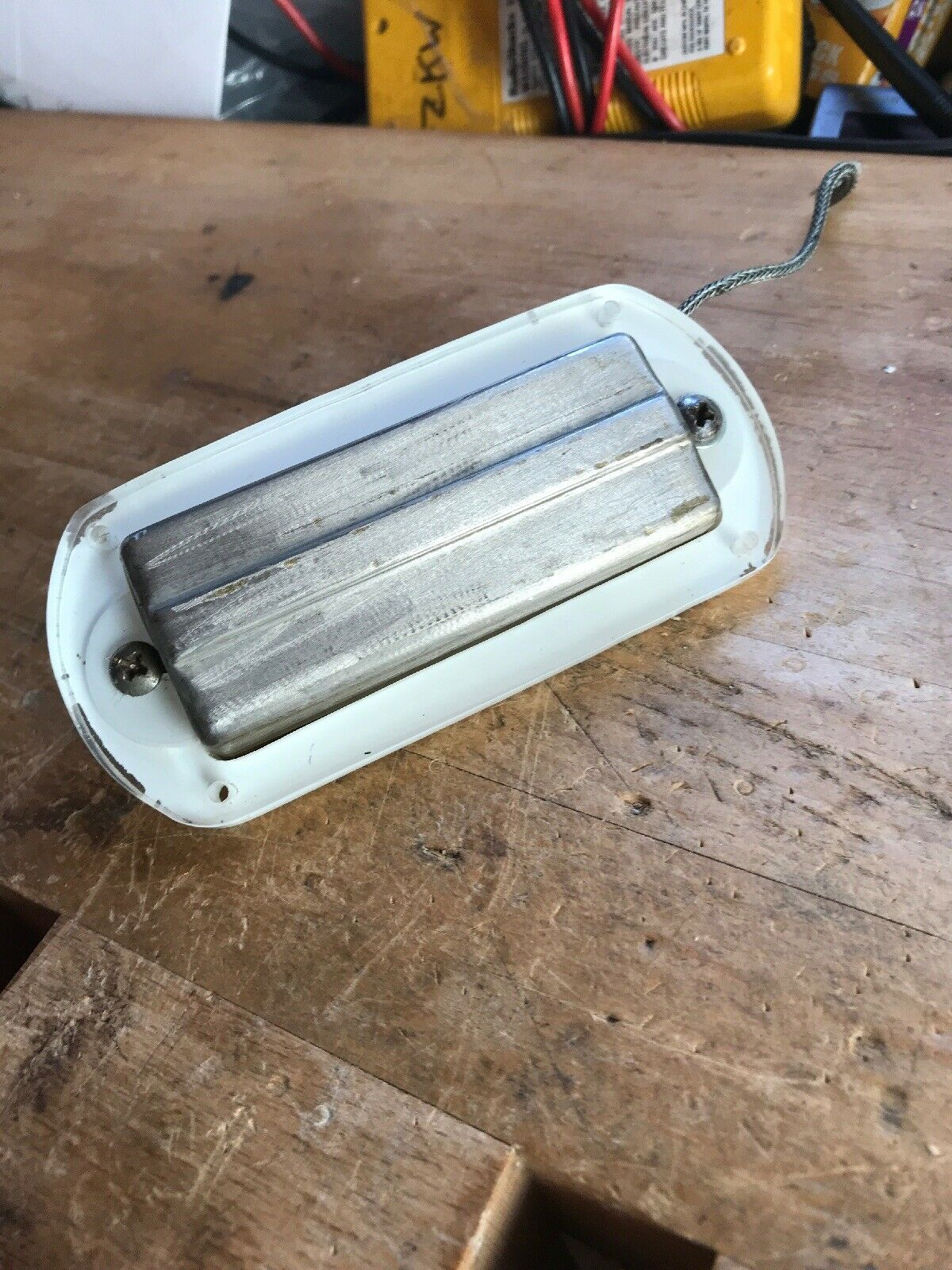Vintage 1950's Gibson P13 Electric Guitar Pickup. 7.60 Awesome