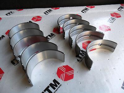 Engine Crankshaft Main Bearing Set ITM 5M9310-STD