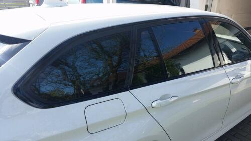 Auto-Sonnenschutz-Scheiben-Tönung-tönenSonnenschutzfolie MERCEDES C-Coupe C204