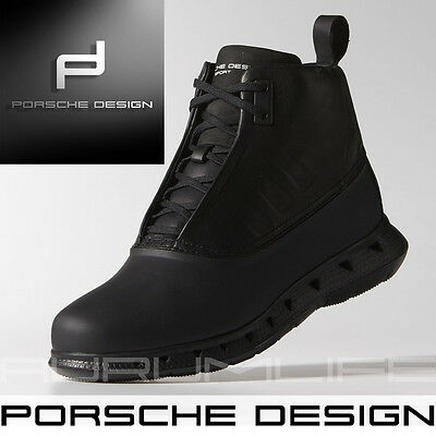 Cementerio Florecer Pakistán  Adidas Porsche Design Shoes Mens Winter Warm Bounce Black Boot Boost US 8  7.5 | eBay