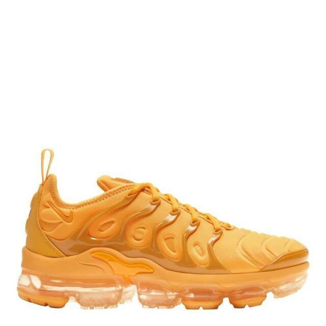 Size 8 - Nike Air VaporMax Plus Orange