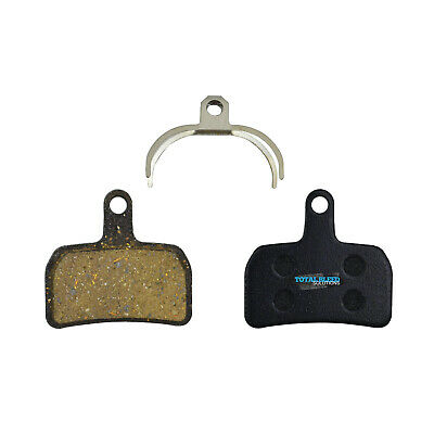 Hope Mini 2001 2 Pot DB102 5 Endura Semi Metallic Sintered Disc Brake Pads TBS