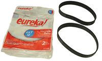 Eureka Capture Bagless Upright Vacuum Cleaner Belts