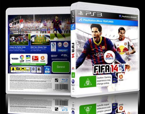 1 of 1 - (PS3) FIFA 14 / 2014 / 2K14 (G) (Sports: Soccer / Football) Guaranteed, Tested