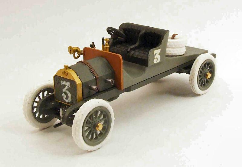 Itala 35 40 HP winner 1â ° Targa Florio 1906 a. Cagno 1 43 rio4390 río
