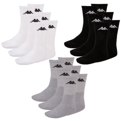 Wandersocken,Tennissocken 18 Paar Kappa Socken Freizeitsocken Sportsocken