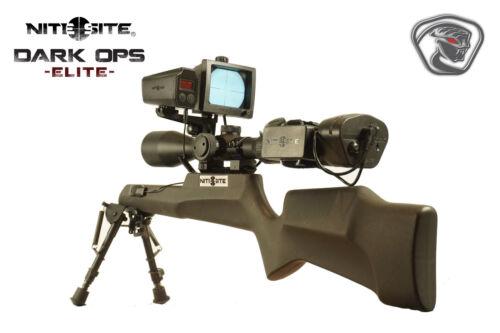 NiteSite Dark Ops Elite Viper Night Vision Kit