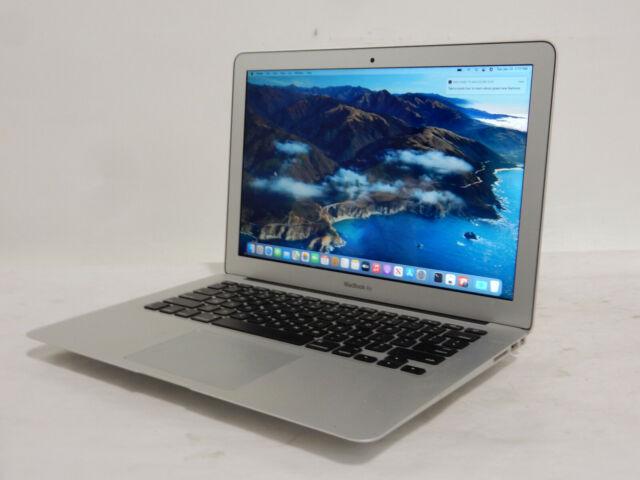 "Apple MacBook Air 13"" MJVE2LL/A* Core i5 1.60GHZ 8GB 128GB SSD THUNDERBOLT 2"