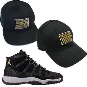 d063908f77c418 23 Stingray SNAPBACK HAT to match with Air Jordan 11 PRM Heiress ...