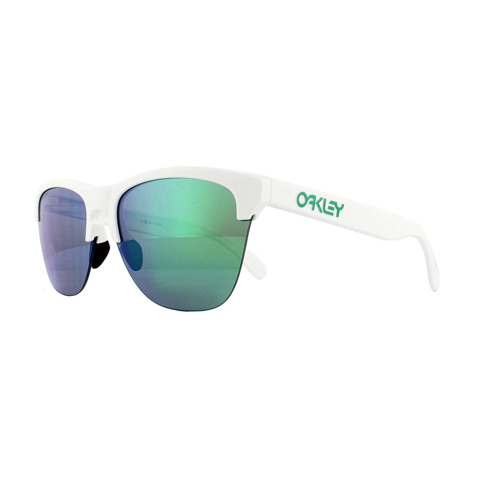 115ee8b50f Oakley Oo9374 Frogskins Lite 937415 Matte White Size 63 for sale ...